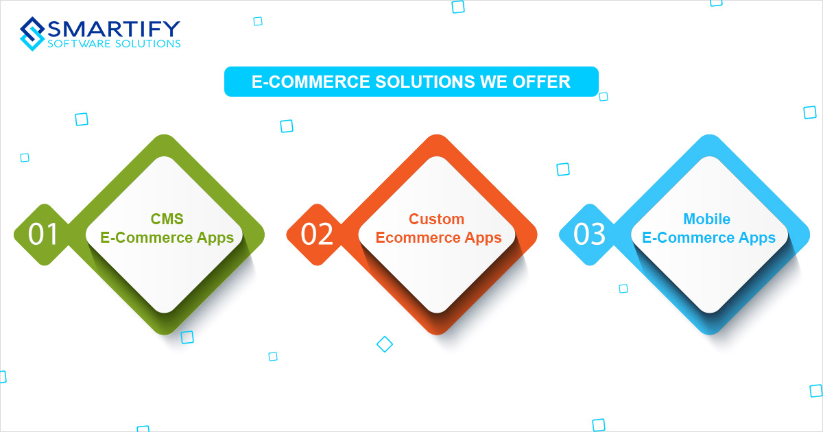 E-Commerce Solutions We Offers   Smartifysol